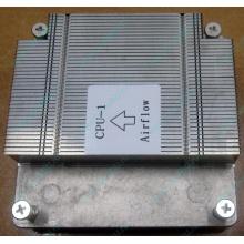 Радиатор CPU CX2WM для Dell PowerEdge C1100 CN-0CX2WM CPU Cooling Heatsink (Муром)