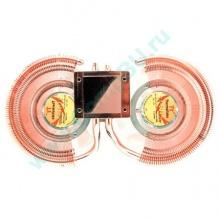 Кулер для видеокарты Thermaltake DuOrb CL-G0102 с тепловыми трубками (медный) - Муром