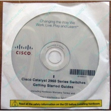 85-5777-01 Cisco Catalyst 2960 Series Switches Getting Started Guides CD (80-9004-01) - Муром