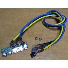 Панель передних разъемов (audio в Муроме, USB в Муроме, FireWire) для корпуса Chieftec (Муром)