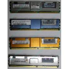 Серверная память HP 398706-051 (416471-001) 1024Mb (1Gb) DDR2 ECC FB (Муром)