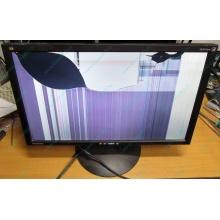 "Монитор 24"" TFT ViewSonic VA2413WM (разбита матрица) - Муром"