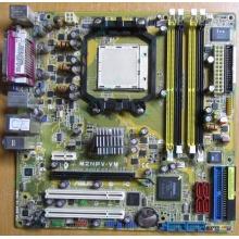 Материнская плата Asus M2NPV-VM socket AM2 (без задней планки-заглушки) - Муром
