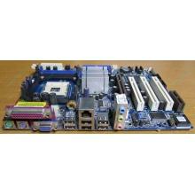 Материнская плата ASRock P4i65G socket 478 (без задней планки-заглушки)  (Муром)
