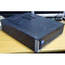 Лежачий четырехядерный компьютер Intel Core 2 Quad Q8400 (4x2.66GHz) /2Gb DDR3 /250Gb /ATX 250W Slim Desktop (Муром)