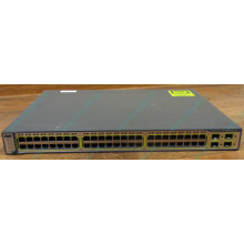 Б/У коммутатор Cisco Catalyst WS-C3750-48PS-S 48 port 100Mbit (Муром)