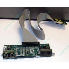 Панель передних разъемов (audio в Муроме, USB) и светодиодов для Dell Optiplex 745/755 Tower (Муром)