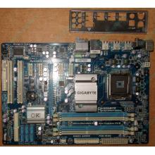 Материнская плата Gigabyte GA-EP45T-UD3LR rev 1.3 Б/У (Муром)