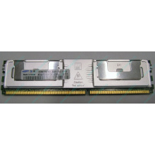 Серверная память 512Mb DDR2 ECC FB Samsung PC2-5300F-555-11-A0 667MHz (Муром)