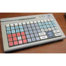 POS-клавиатура HENG YU S78A PS/2 белая (без кабеля!) - Муром