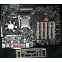 Материнская плата Intel D845PEBT2 (FireWire) с процессором Intel Pentium-4 2.4GHz s.478 и памятью 512Mb DDR1 Б/У (Муром)