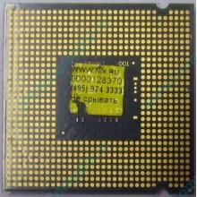 Процессор Intel Celeron D 326 (2.53GHz /256kb /533MHz) SL98U s.775 (Муром)