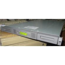HP AH562A StorageWorks 1/8 Ultrium 920 G2 SAS Tape Autoloader LVLDC-0501 LTO-3 (Муром)
